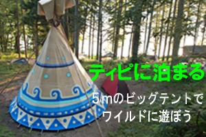 ティピ,長野,関東